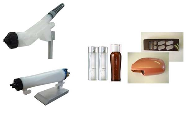 automatic electro static painting equipment